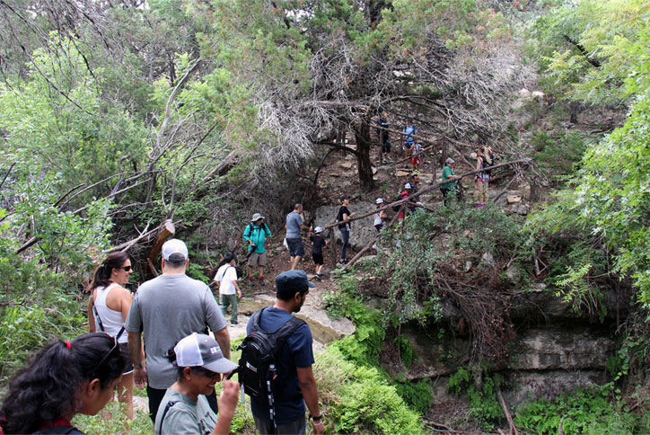 Sweetwater National Trails Day