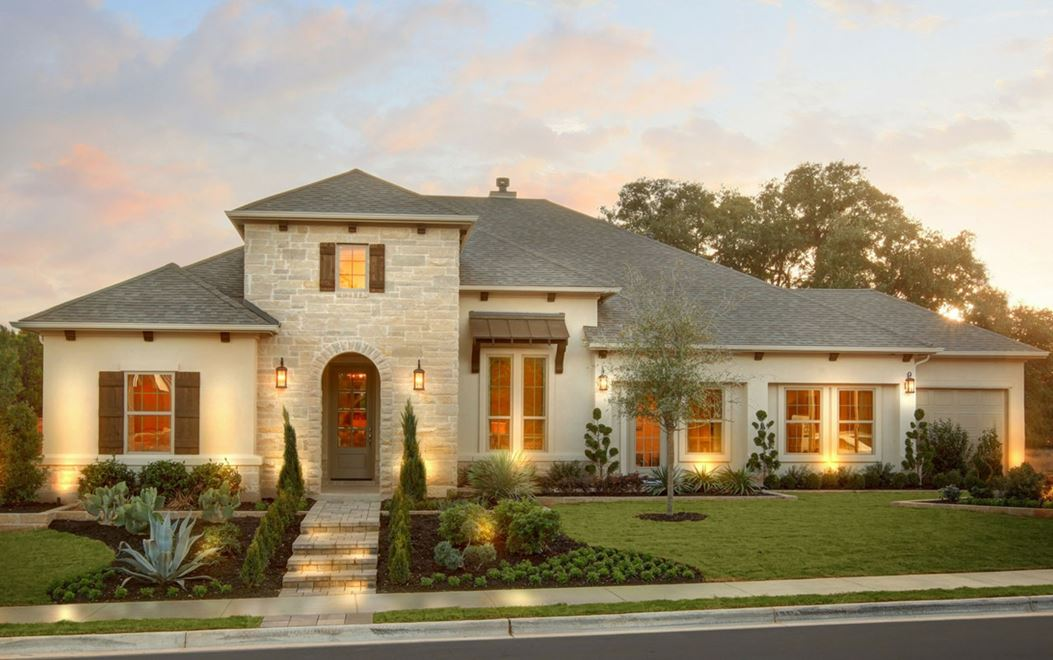 Drees Homes Tinsley in Canyon Falls community